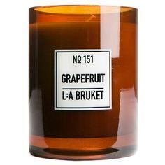 No151 duftlys 260g, grapefruit i gruppen Inredningsdetaljer / Duft & Kroppsomsorg / Duftlys hos ROOM21.no (133252)