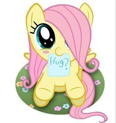 My little pony Fluttershy She is soooooo cute! Baby Pony, Mlp My Little Pony, My Little Pony Friendship, Fluttershy, Little Poni, Cute Ponies, M Anime, Imagenes My Little Pony, My Little Pony Pictures