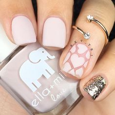 Nail design: best acrylic nails for 2018 – 54 trending acrylic nail designs, 50 Pretty Nail Art Design Easy 2019 that you can try as a beginner – Pretty Nails – # … – – # Beginner essential steps to make coffin nails short natural … Pink White Nails, Matte Pink Nails, Gel Nails, Coffin Nails, Pink Coffin, Matte Red, Nail Nail, Black Nails, Square Nail Designs