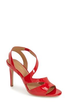 CALVIN KLEIN 'Niobe' Sandal (Women). #calvinklein #shoes #sandals