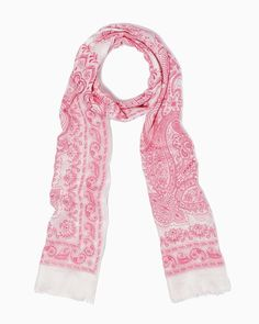 Daydream Paisley Scarf