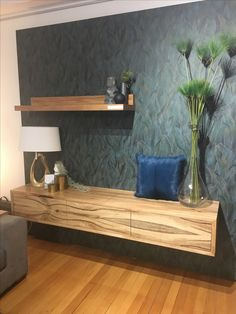 Made to measure. At the Bespoke Furniture Gallery. Entertainment Units, Wall Units, Bespoke Furniture, Tv Unit, Entryway, Entertaining, Decorating, Gallery, Home Decor