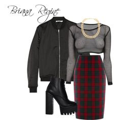 """SHE"" by bri-regine on Polyvore"