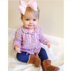 nu is your first and best source for all of the information you're looking for. From general topics to more of what you would expect to find here, fashionkids.nu has it all. Cute Kids, Cute Babies, Baby Kids, Little Girl Fashion, Kids Fashion, Baby Girl Wishes, Baby Fairy, Baby Puppies, Baby Fever