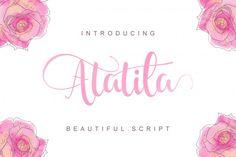 NEW! Atatila Beautiful Script By Kayonna Alma