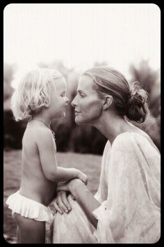 On Mother's Day: India Hicks