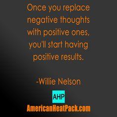 Think positive! #pain #arthritis #fibro #fibromyalgia #americanheatpack