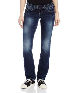 Women's Cowgirl Cut Mid Rise Jeans - Q-Baby theses pants are great ...