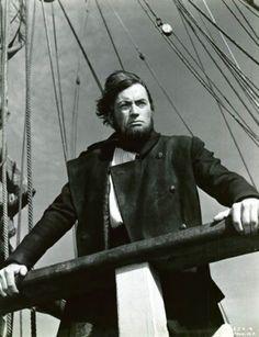 """heroesandlegacies — Gregory Peck in """"Moby Dick"""""""