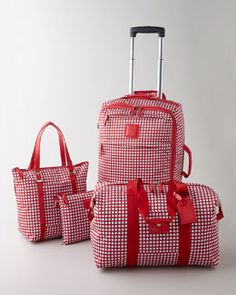 -4BQF Brics Rosso Luggage Collection