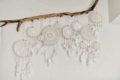 diy: dreamcatchers // #craftclass #planetblue