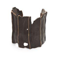 Julie Cohn Design: Driftwood Cuff.