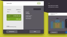 Kvitka is the Ukrainian network of self-service kiosks with more then 20 000 services to pay for.We have created Research, Interface Design and Branding for this product.