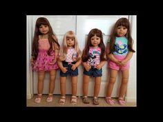 Masterpiece Dolls - YouTube