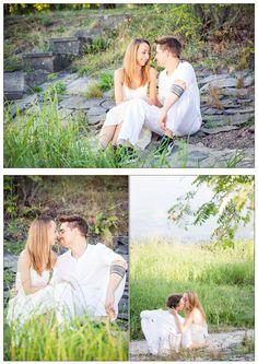 #Engagement #Shooting #Couple #Beach #Romantic #Idee #Love-Story #Edersee