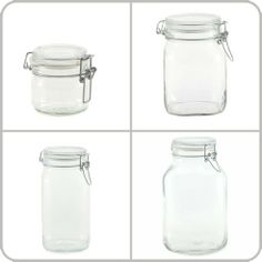 Bormioli Fido Gasket Glass Jars available from Storables.com