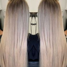 Addicted to Length Gallery - We have some stunningly beautiful hair styles to choose from. What style do you prefer? Light Ombre, Long Extensions, Blonde Babies, Hair 24, Copper Hair, Ash Blonde, Layered Cuts, Stunningly Beautiful, Female Images