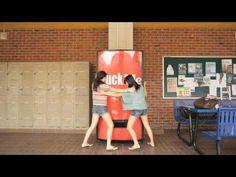 Fuck Me machine by Coca Cola #Digital