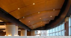 WoodWorks Curved Panels - Armstrong
