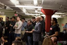 Great crowd!     DevTO #21 - February 25, 2013 by Chow Productions Inc., via Flickr