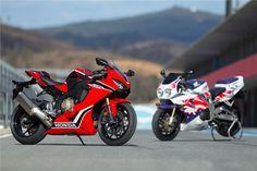 Honda CBR1000RR Fireblade - um percurso de 25 anos - MotoNews - Andar de Moto