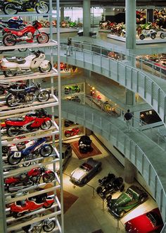 BARBER VINTAGE MOTORSPORTS MUSEUM- this is the place to go if you love motorcycles in Birmingham, Alabama