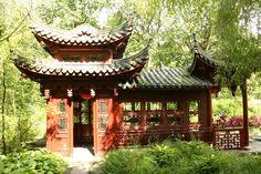 Chinese tuin: Hortus Haren. www.drukkerijvanark.nl