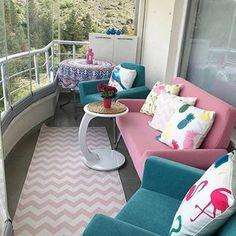 Balkon – home accessories Modern Decor, Modern Furniture, Outdoor Furniture Sets, Furniture Design, Outdoor Decor, Interior Styling, Interior Decorating, Interior Design, Decoration