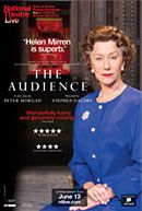 """NT Live """"The Audience"""" by Peter Morgan 13Jun13"""