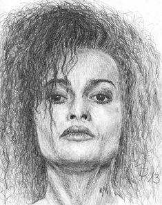 Bellatrix Lestrange by LoonaLucy.deviantart.com on @deviantART