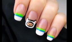 Adventure Time nails!!!!!!!!!!!!!!!!!!!!!!!!!!!!!!!!!!!!!!!!!!!!!!!!!!!!!!!!!!!!!!!!!!!!!!!!!!!!!!!!!!!!!!!!!