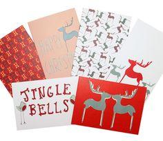 Magpie Miller Graduate Design Series Christmas Cards - Yazmin Brooks