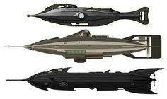 Jules Verne Nautilus Submarine Plans | The Presurfer: The Catalog Of Nautilus Designs