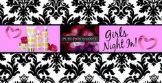 Girls night in!!! www.pureromance.com/dominiquecampbell