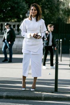 Paris Fashion Week AW15: Street Style Part 1