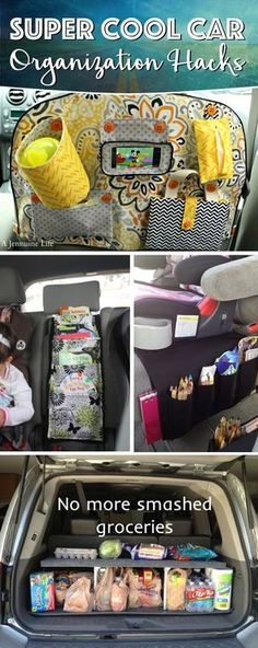 20 Super Cool Car Organization Hacks Making Your Road Trips Convenient and Mess-Free