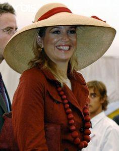 Princess Máxima, March 31, 2006