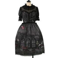 http://www.wunderwelt.jp/products/detail6831.html ☆ ·.. · ° ☆ ·.. · ° ☆ ·.. · ° ☆ ·.. · ° ☆ ·.. · ° ☆ Vampire Nocturne pattern dress ALICE and the PIRATES ☆ ·.. · ° ☆ How to order ↓ ☆ ·.. · ° ☆ http://www.wunderwelt.jp/user_data/shoppingguide-eng ☆ ·.. · ☆ Japanese Vintage Lolita clothing shop Wunderwelt ☆ ·.. · ☆ #egl