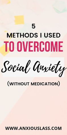 I share the methods that I used to overcome social anxiety disorder naturally without medication and how I manage my ev. Natural Remedies For Anxiety, Natural Cough Remedies, Cold Remedies, Homeopathic Remedies, Anxiety Remedies, Sleep Remedies, Homeopathic Medicine, Holistic Remedies, Herbal Medicine