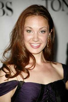 Lovely Sierra Boggess   A voice as clear as crystal.