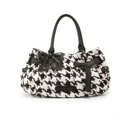 Juicy Couture Houndstooth handbag (I have this and love it.)