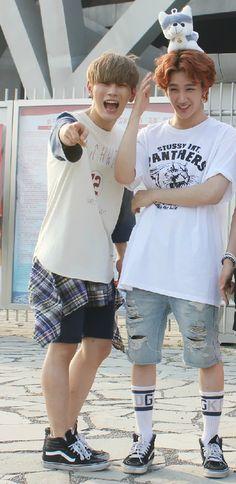 Hansol & Bjoo #toppdogg