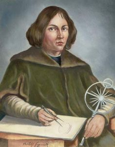 Nicolaus Copernicus Polish astronomer was a Renaissance astronomer and the first person to formulate a comprehensive heliocentric cosmology which placed the Earth from the center of the universe. Nicolas Copernic, Precession Of The Equinoxes, Renaissance Memes, Planet Order, Canon Law, Natural Philosophy, Newtons Laws, Good Student, Believe In God