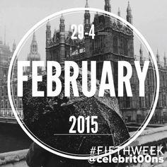 """""""#FifthWeek #January #Enero #February #Febrero #2015 A partir de vuestros """"Me gusta"""" os dejo, en 15"""", lo que más habéis destacado de la galería, publicado…"""""""