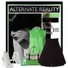 """Alternate Reality"" by mzbossyfashions11 on Polyvore"
