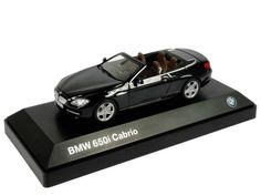 Schuco F13 BMW 650i (Dealer Edition) - Black Sapphire