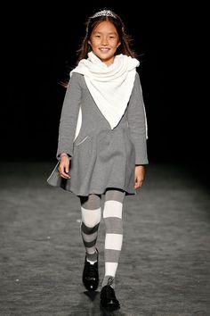 Noa Li de Sugar Kids para Desfile Cóndor - 080 Barcelona Fashion