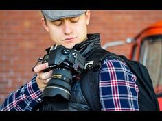 Capture Camera Clip An ultra light camera clip makes it easy to carry your camera on any backpack strap, belt or bag. #TheGrommet #CameraAccesories #Wishlist