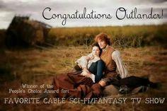 Outlander Wins