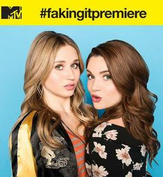 Best friends Karma and Amy are mistaken for lesbians and decide to keep up the ruse when they're nominated Homecoming Queens.
